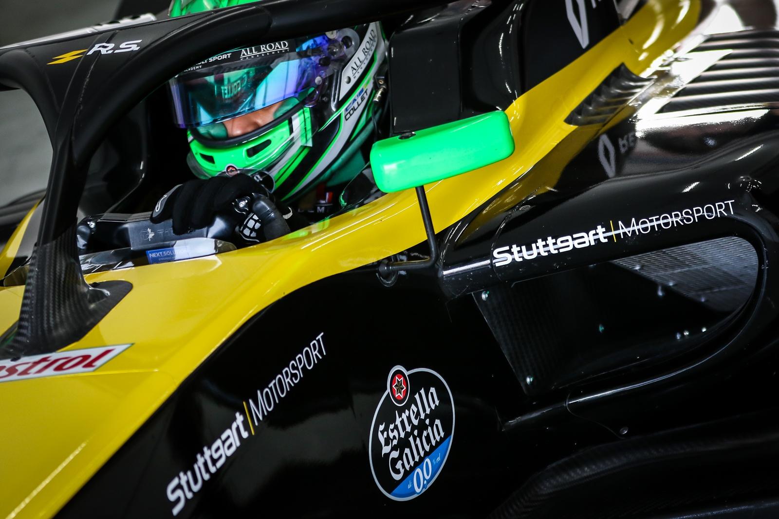 Photo of F-Renault – Caio Collet lidera testes da F-Renault Eurocup em Valência
