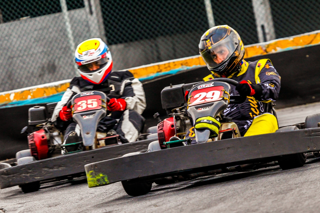 Photo of Kart – RKC de Kart: Alberto Otazú vence duas categorias e amplia liderança