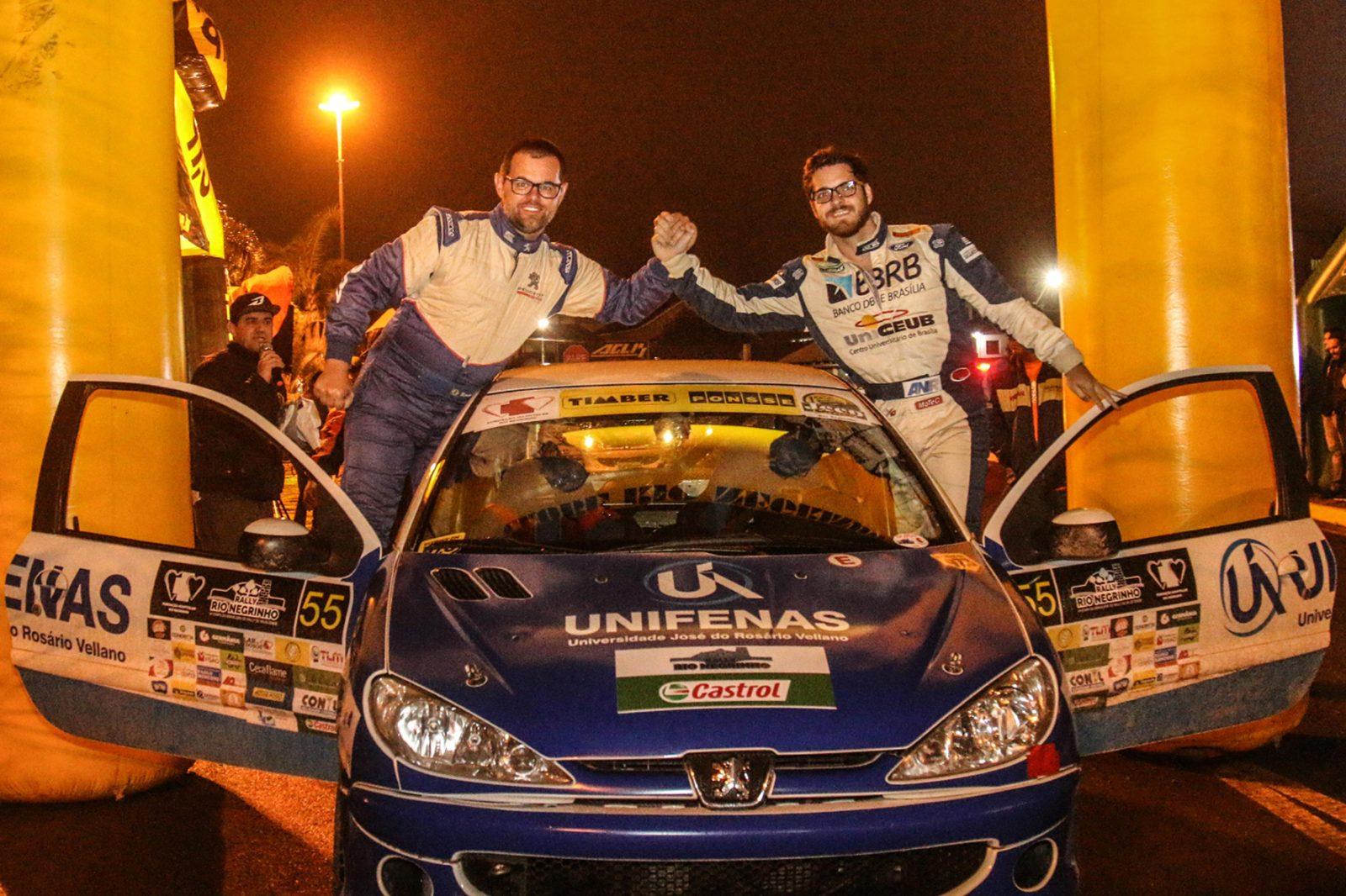 Photo of Rally – Brasileiro de Rally de Velocidade: Mineiro Victor Corrêa abandona na estreia