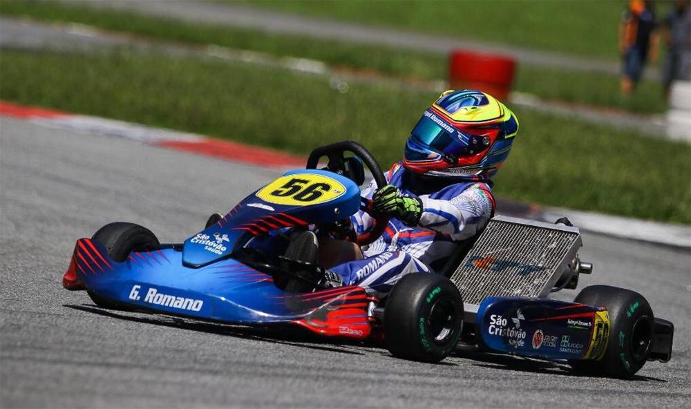 Photo of Kart – Gabryel Romano terminou em 2º e assumiu a vice-liderança da Copa Aldeia de Kart em Barueri