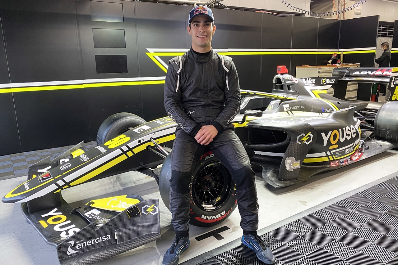 Photo of Super Formula – Sérgio Sette irá competir na Super Formula Japonesa