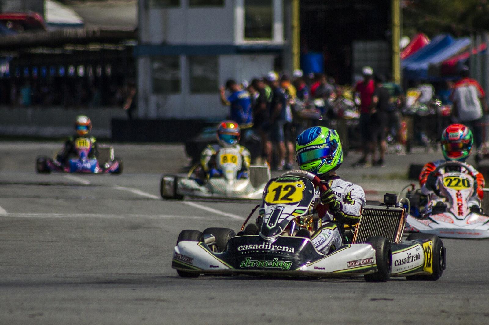 Photo of Kart – Líder no Light, Bruno Pierozan vence a segunda consecutiva na Graduados B