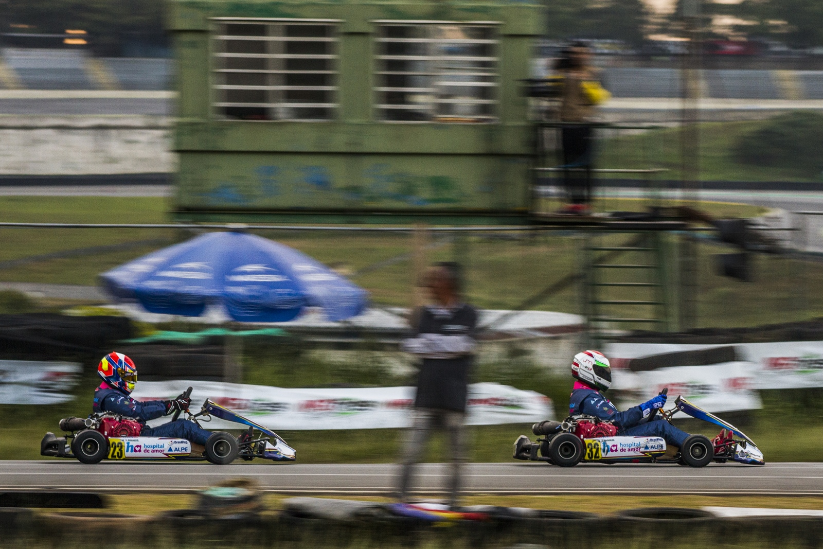 Photo of Kart – Equipe LR Preparações comemora pódios com três pilotos em Interlagos.