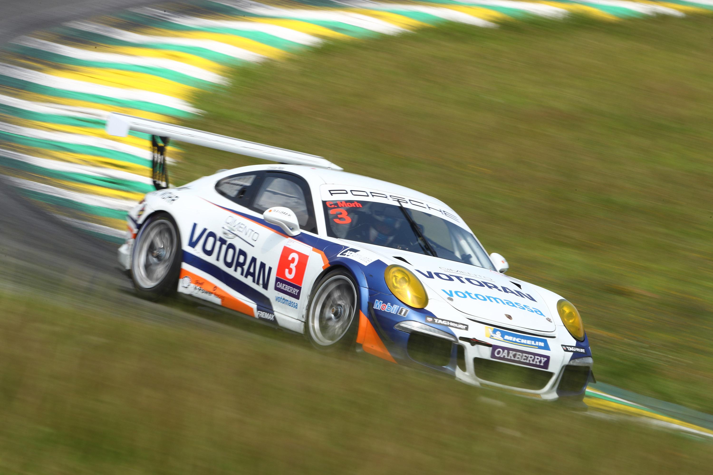 Photo of Porsche GT3 Cup – Cristian Mohr faz balanço positivo em sua estréia