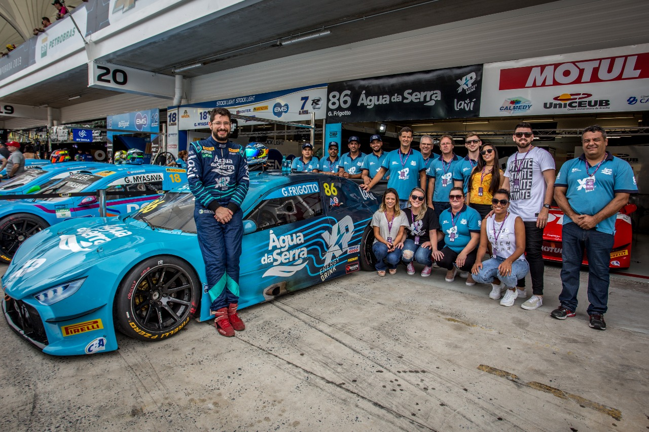 Photo of Stock Light – Gustavo Frigotto renova com a RKL Competições e estará no grid da Stock Light