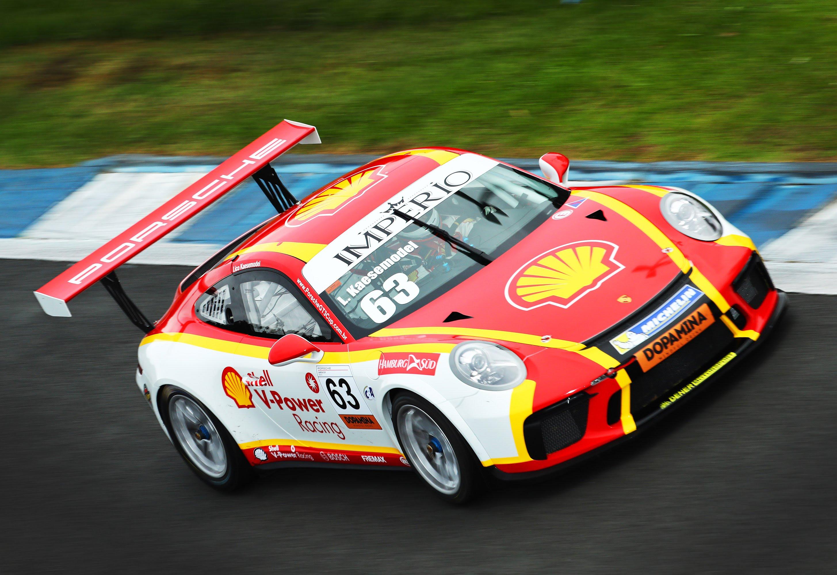 Photo of Porsche Cup – Werner Neugebauer e Lico Kaesemodel levam as cores da Shell na Porsche Carrera Cup em 2020