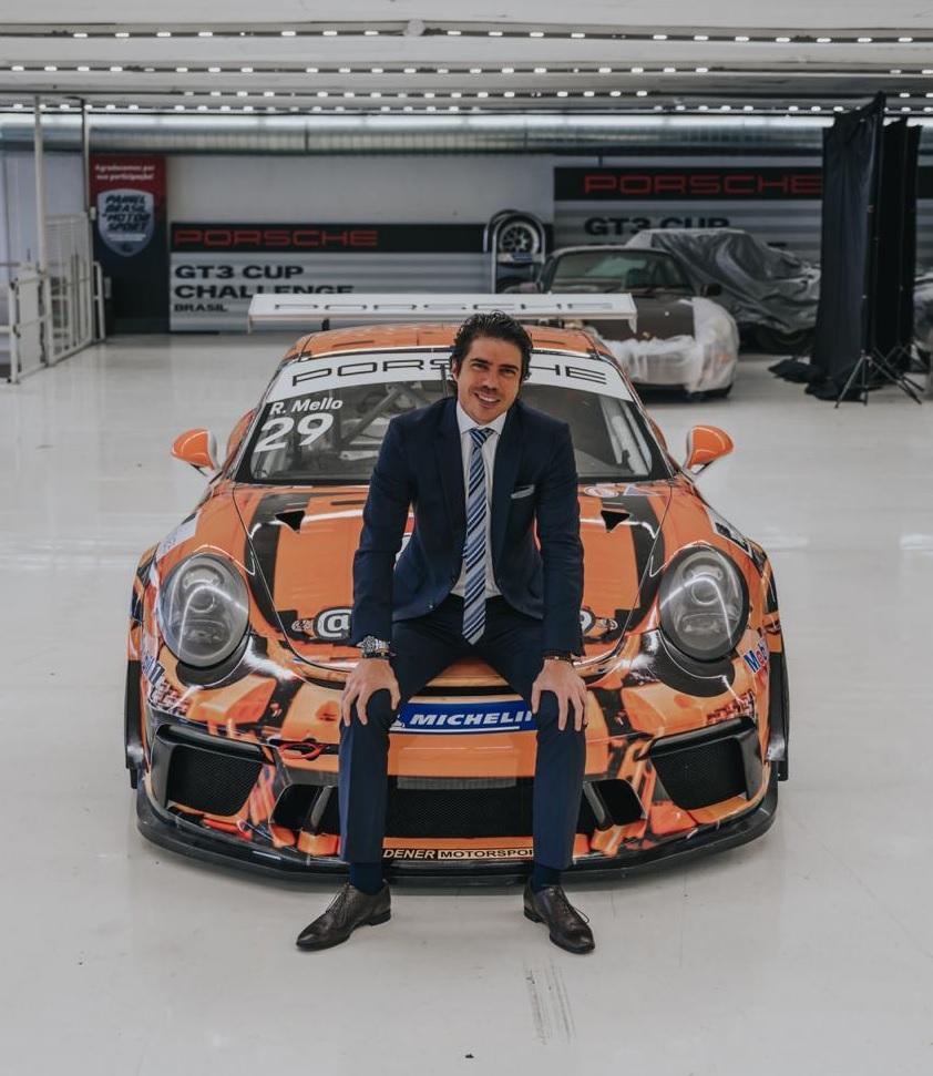 Photo of Porsche Cup – Após sucesso do Pink Pig, Rodrigo Mello cria o Porsche LEGO® para 2020