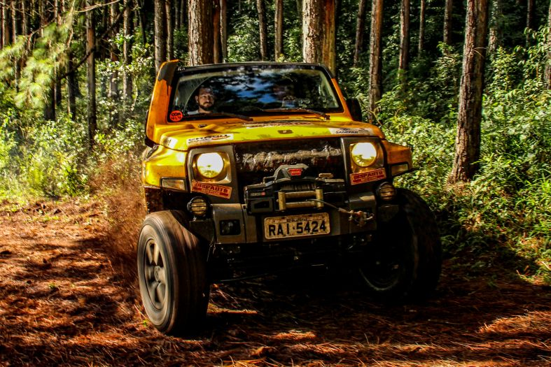 Photo of Rally – GS Racing abre Catarinense de Rally Scherer 4×4 prometendo agitar categoria Master