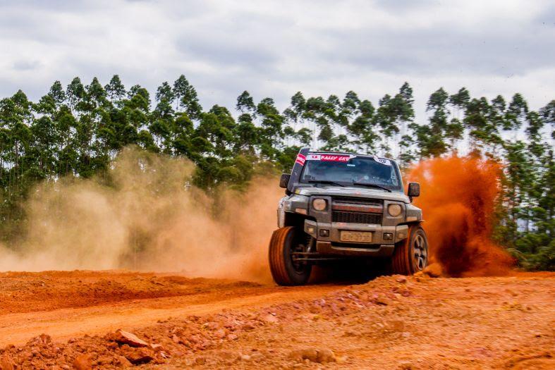 Photo of Rally – Campeonato Catarinense de Rally Scherer 4×4 abre temporada em São Bento do Sul