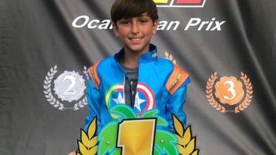Photo of F3 – Campeão brasileiro de kart, Enzo Vidmontiene disputa corrida virtual com estrelas do automobilismo