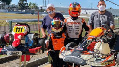 Photo of Kart – Augustus Toniolo volta a acelerar em kartódromo liberado para treinos no Paraná