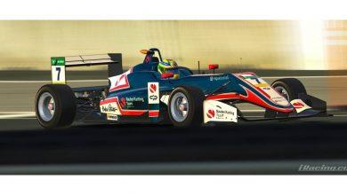 Photo of F3 – Miguel Costa realiza sonho de correr com ídolos das pistas e faz melhor prova virtual da carreira