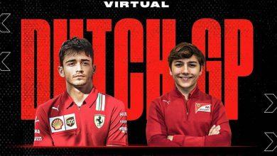 Photo of F1 – Enzo Fittipaldi e Charles Leclerc serão os pilotos da Ferrari em Interlagos no GP Virtual