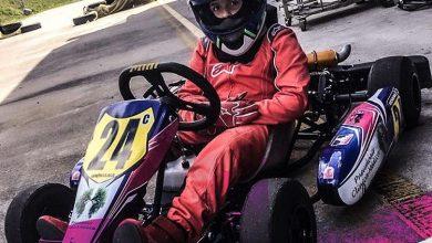 Photo of Kart – Giovana Marinoski satisfeita com o 8º lugar no Paranaense de Kart