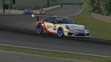Photo of Porsche Cup – Corrida das Estrelas da Porsche Cup em automobilismo virtual coroa Erick Goldner