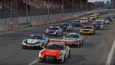 Photo of Porsche – Corrida das Estrelas da Porsche Cup será seletiva para o primeiro piloto Shell de automobilismo virtual