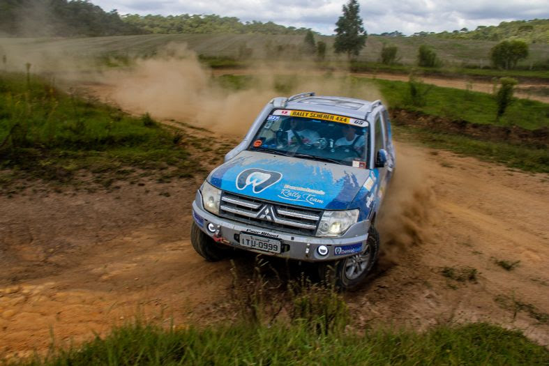 Photo of Rally – Trancos & Barrancos começa Catarinense Scherer com pódio em São Bento do Sul