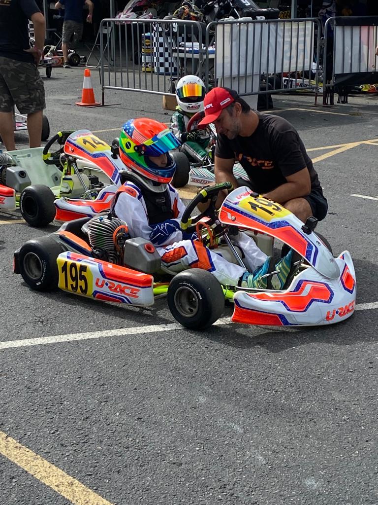 Photo of Kart – Enzo Vidmontiene conquista top-5 em Orlando e segue entre os líderes nos EUA