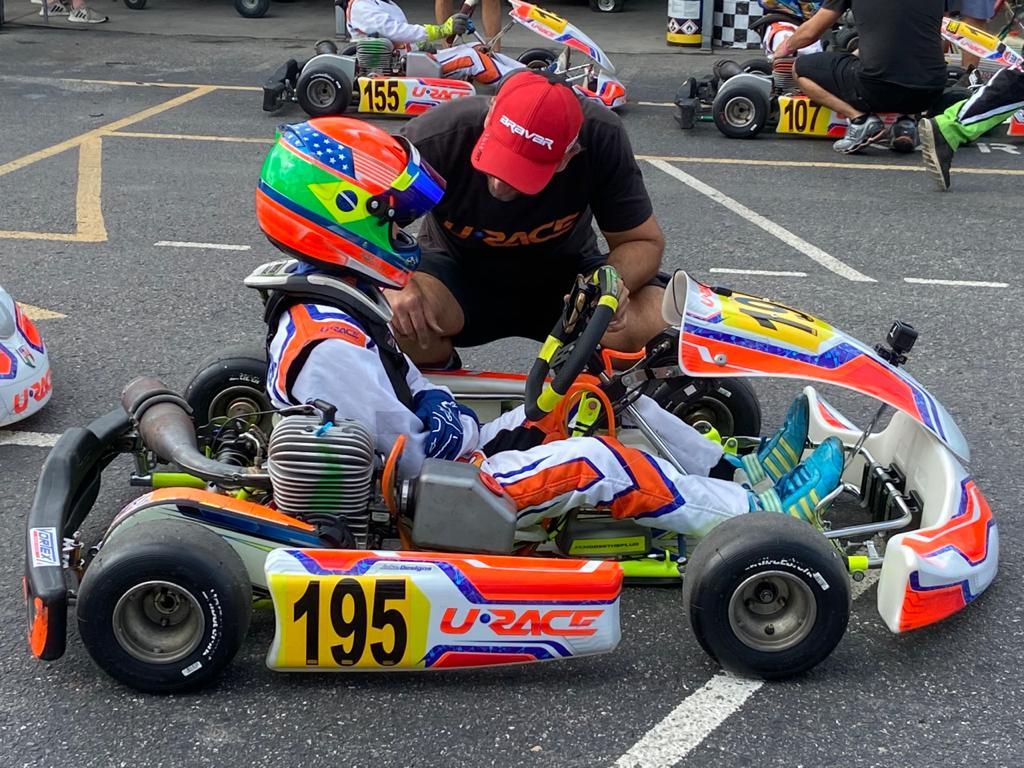 Photo of Kart – Enzo Vidmontiene vence na abertura da Orlando Cup com a pista molhada nos EUA