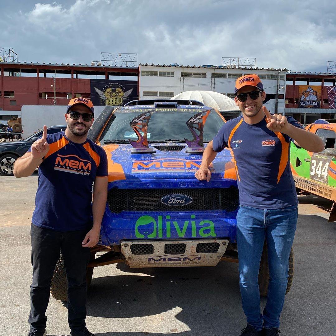 Photo of Rally – Atual campeão do Sertões, Lucas Moraes retoma testes e disputa título também no virtual