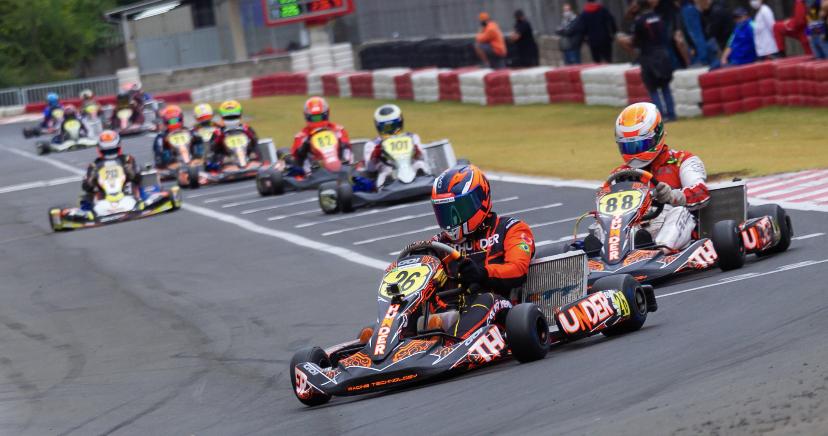 Photo of Kart – Cauã Mendes venceu em Paulínia e assumiu a liderança da 2T Graduados no Campeonato F Racers de Kart