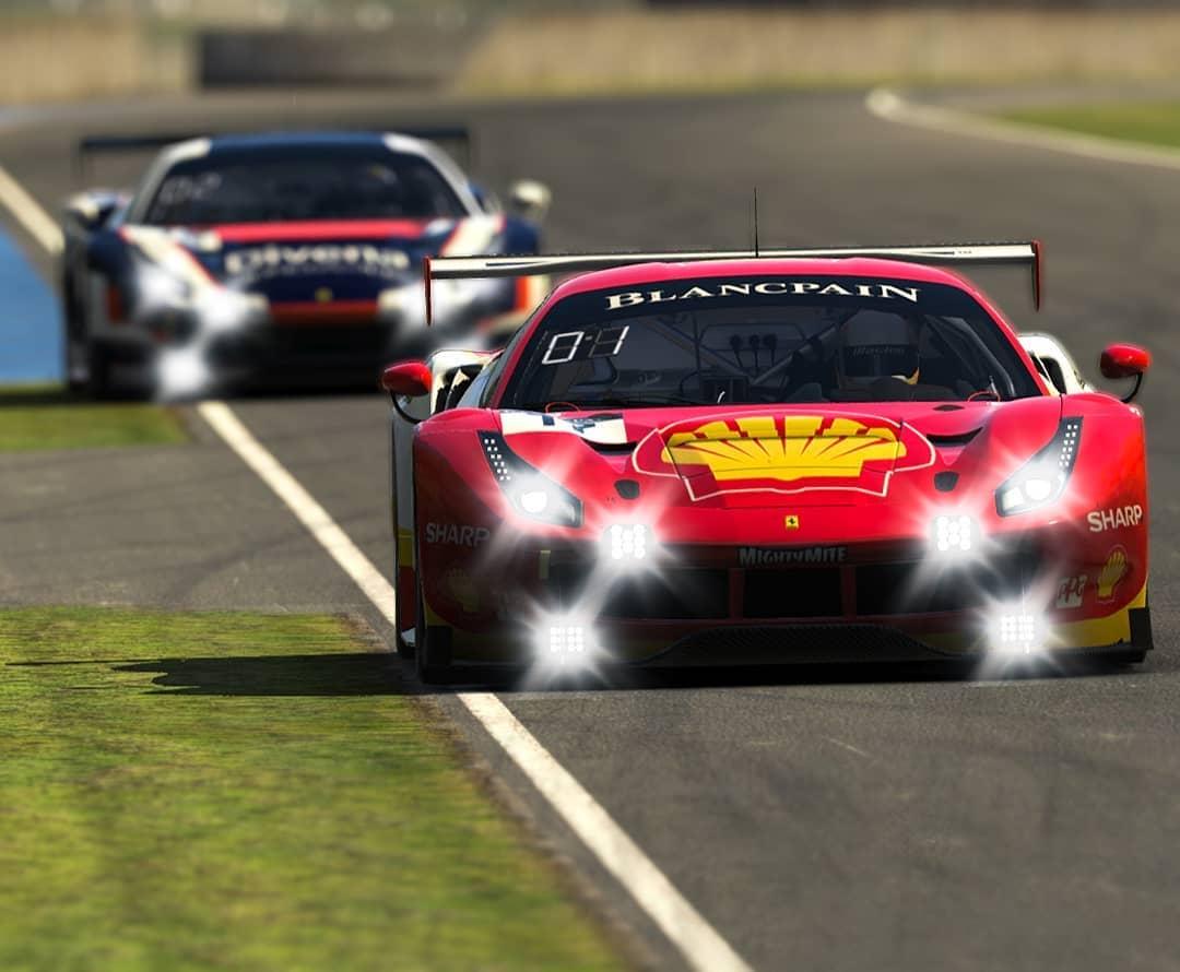 Photo of Tríplice Coroa Virtual – Corrida virtual homenageia 24 Horas de Le Mans com estrelas do automobilismo