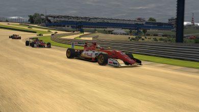 Photo of F3 – Erick Goldner coloca o carro Shell em mais um top10 no Desafio Virtual das Estrelas
