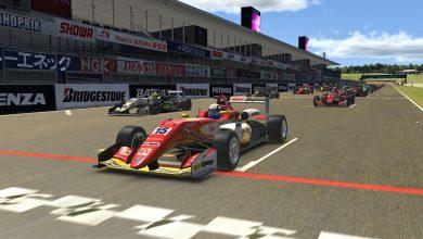 Photo of F3 – Erick Goldner coloca a Shell na pole e conquista quarto lugar no Desafio Virtual das Estrelas