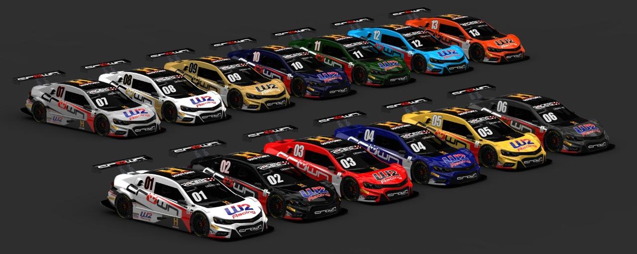 Photo of Stock Car – Crown e W2 Racing anunciam os 26 finalistas da seletiva para piloto oficial em automobilismo virtual no Automobilista