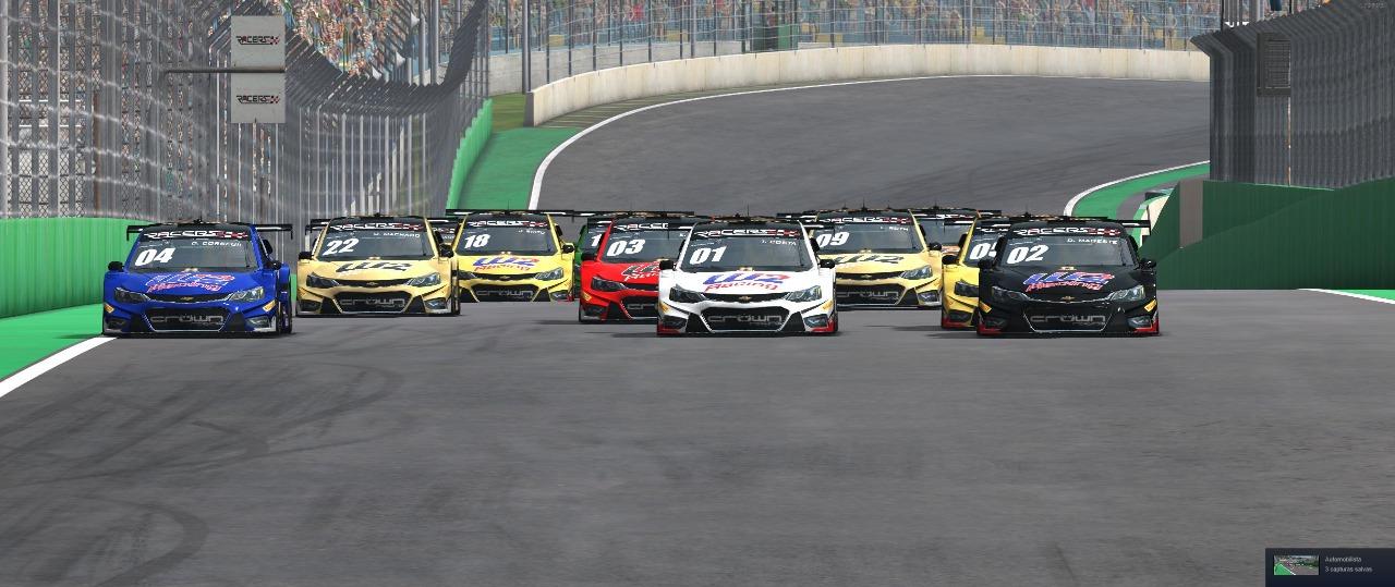 Photo of Stock Car – Daniel Mageste vence a primeira prova da seletiva Crown e W2 Racing no Automobilista