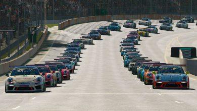 Photo of Porsche – Porsche Esports Carrera Cup começa com vitórias de Jeff Giassi e Luis Felipe Tavares em Interlagos
