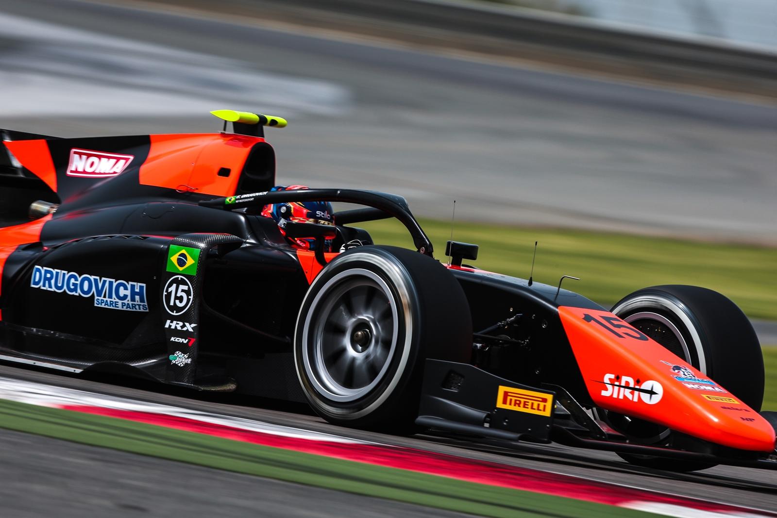Photo of F2 – Felipe Drugovich espera pela abertura da temporada após anúncio do novo calendário da Fórmula 2