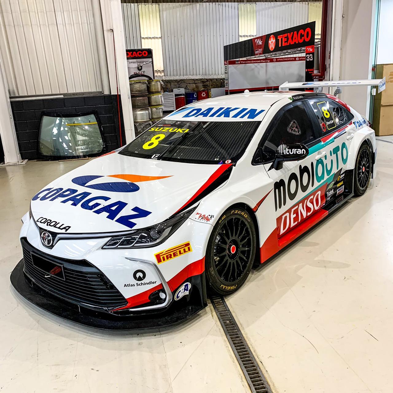 Photo of Stock Car – Daikin dá primeiro passo no esporte brasileiro e estreia na Stock Car com o piloto Rafael Suzuki