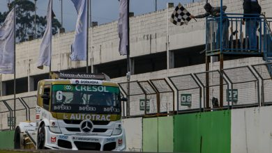 Photo of Truck – Wellington Cirino vence na retomada do automobilismo brasileiro em Cascavel