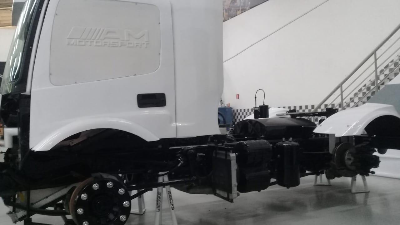 Photo of Copa Truck –  AM Motorsport entra na reta final de montagem do novo caminhão em busca de um piloto