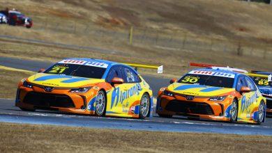Photo of Stock Car – Ipiranga Racing bota Thiago Camilo e  Cesar Ramos no top 10 nas duas corridas