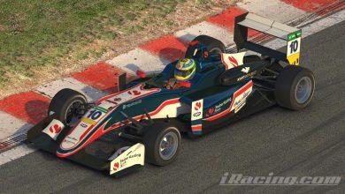 Photo of F3 – Jovem talento no kart, Miguel Costa vence corrida de F3 Virtual em Nurburgring