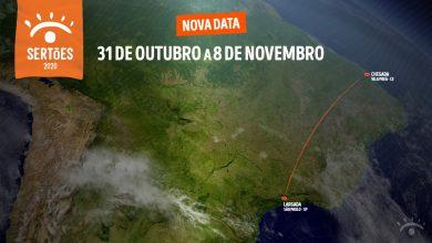 Photo of Rally – Sertões 2020 tem nova data: largada em 31 de outubro, chegada em 8 de novembro