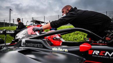 Photo of F3 – Enzo Fittipaldi faz corrida de recuperação em estreia na Fórmula 3 com a HWA Racelab