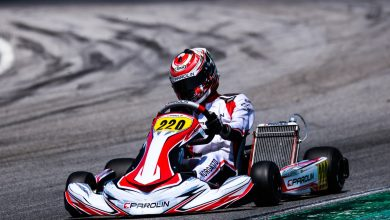 Photo of Kart – Matheus Morgatto conquista dois top-5 nas finais do WSK Super Master na Itália