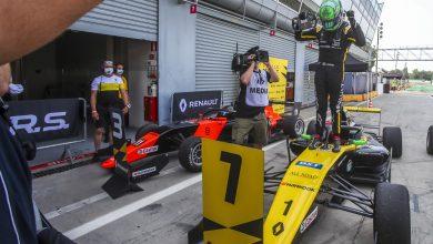 Photo of F-Renault – Caio Collet vence corrida 2 em Monza e lidera F-Renault Eurocup após a 1ª etapa