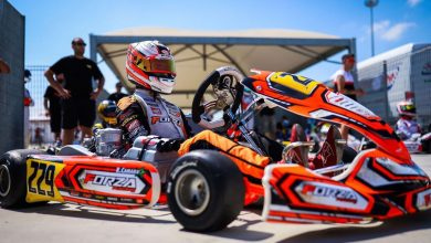 Photo of Kart – Rafael Câmara é destaque no Open do Europeu de Kart com quatro top-5 na Espanha