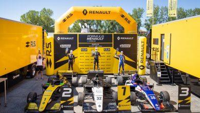 Photo of F-Renault Eurocup – Collet sobe ao pódio na corrida 1 em Ímola e lidera com 10 pontos de vantagem