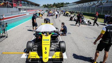 Photo of F-Renault – Caio Collet tem fim de semana sólido em Ímola e amplia vantagem na liderança da F-Renault Eurocup