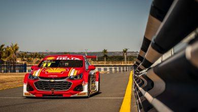 Photo of Stock Car – Gaetano di Mauro é o primeiro a acelerar o novo carro da Stock Car em Goiânia