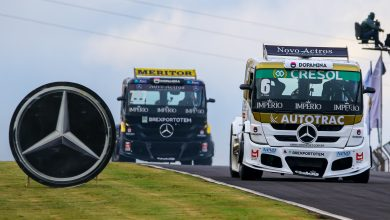 Photo of Truck – Mercedes-Benz lidera entre montadoras que disputam a Copa Truck