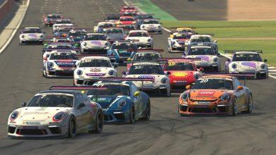 Photo of iRacing – Jeff Giassi domina etapa em Silverstone com duas vitórias e volta ao topo da Porsche Esports Carrera Cup