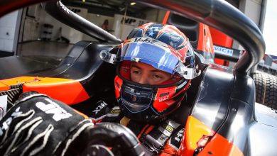 Photo of F2 – Felipe Drugovich foi 7º na primeira prova da Fórmula 2 na Inglaterra e larga em 2º no domingo