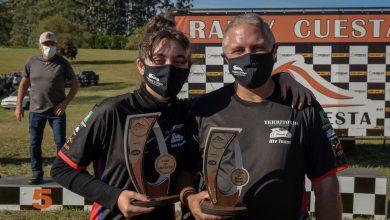 Photo of Rally – De pai para filho: Nova geração de pilotos da Território Motorsport herda o DNA Off-Road