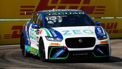Photo of eTrophy – Sergio Jimenez e Cacá Bueno sobem no pódio da etapa 7 do Jaguar I-PACE eTROPHY